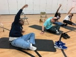 Physical Therapy and stretching